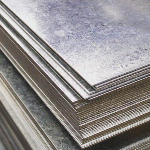 انواع پوشش ورقهای فلزی